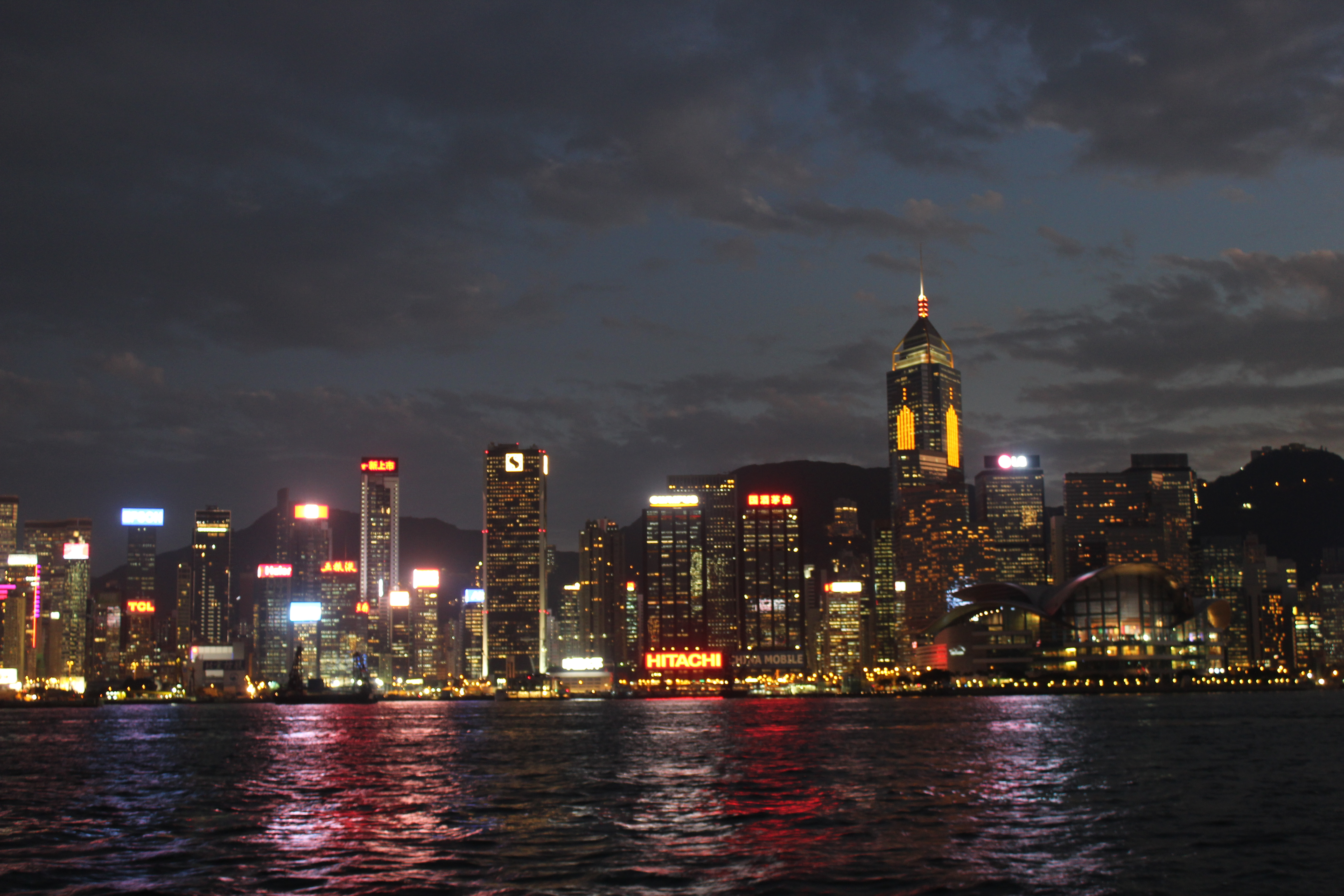 Time for Business Tourism – Hong Kong