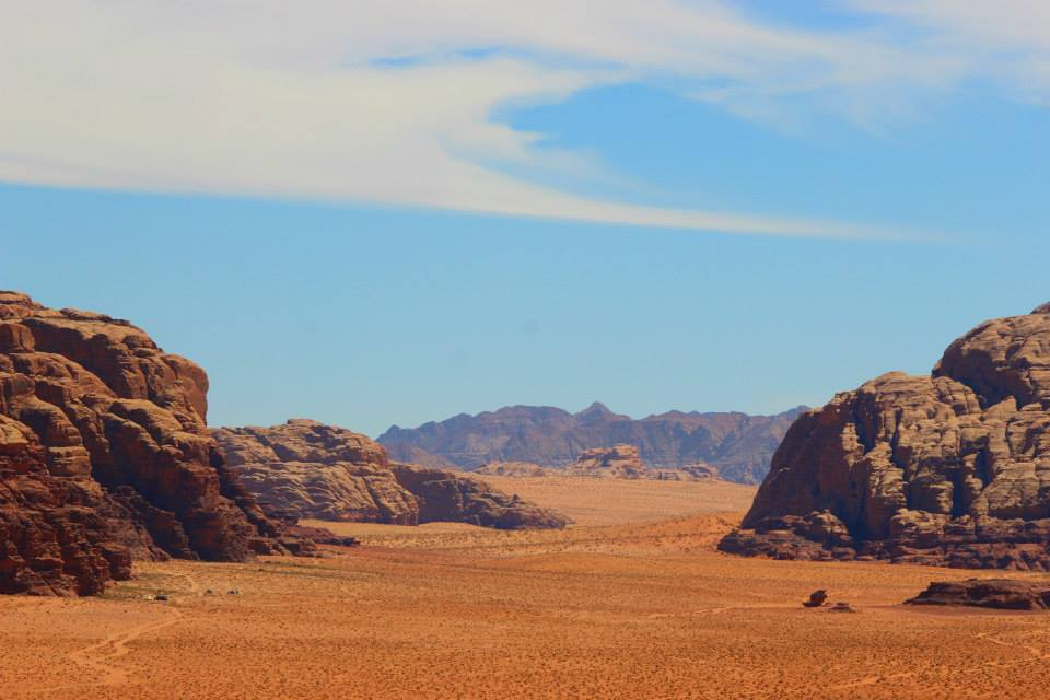 Wadi Rum – Hollywood's favourite Alien landscape