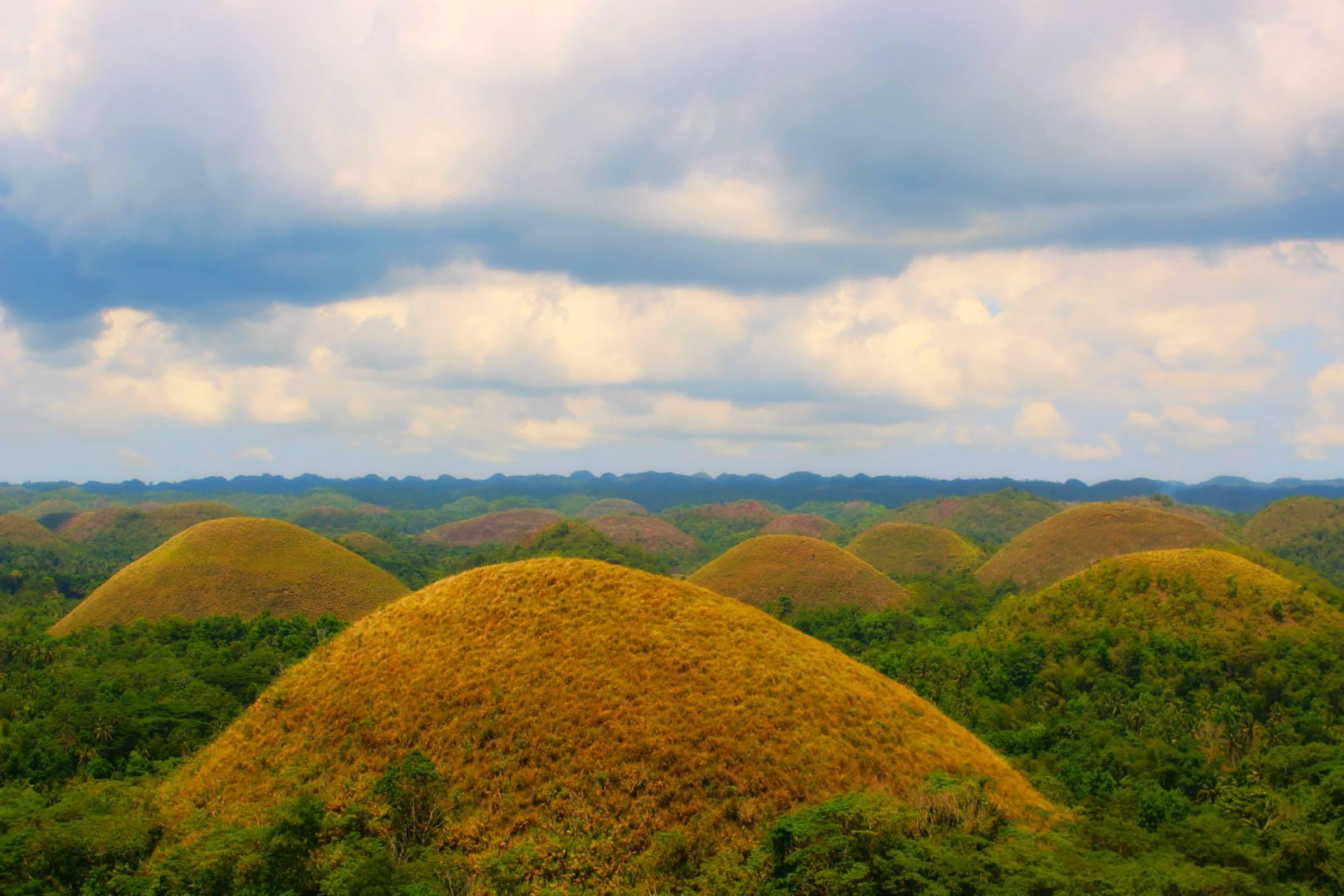 Natural wonders of Bohol