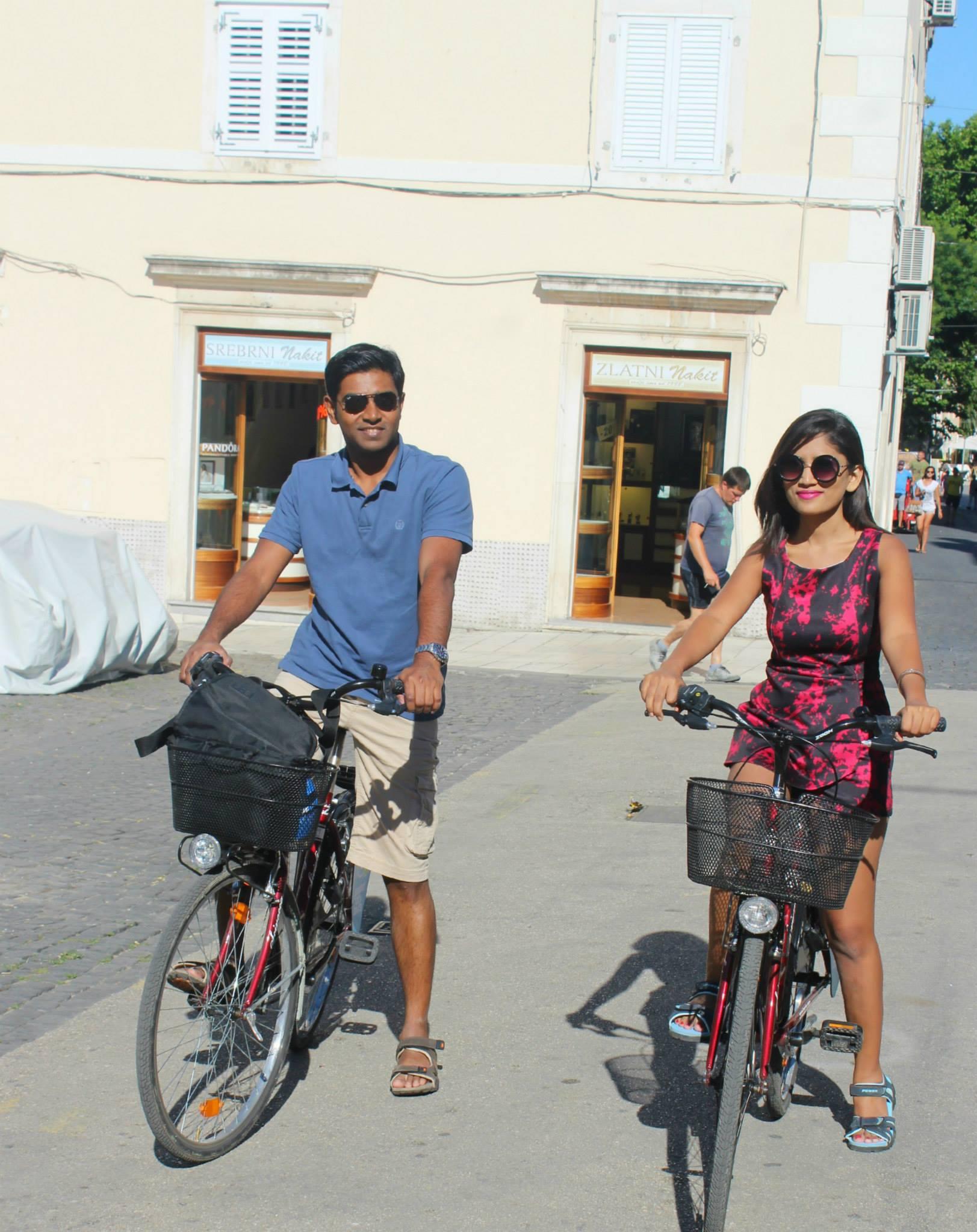 Bike Tour through Ancient Split
