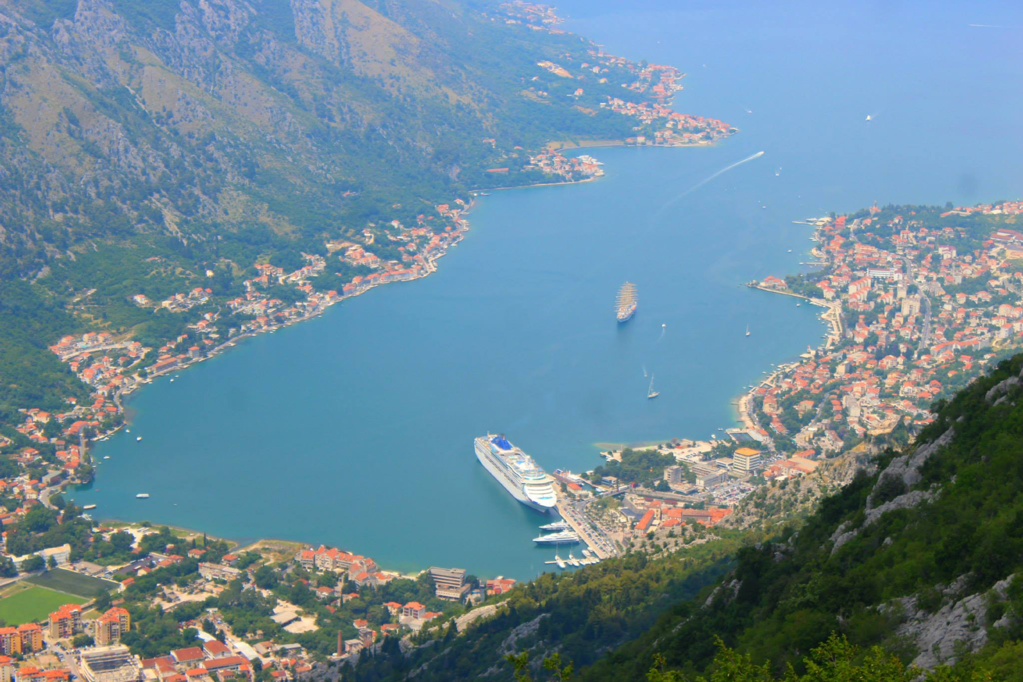 Excursion to the Bay of Kotor