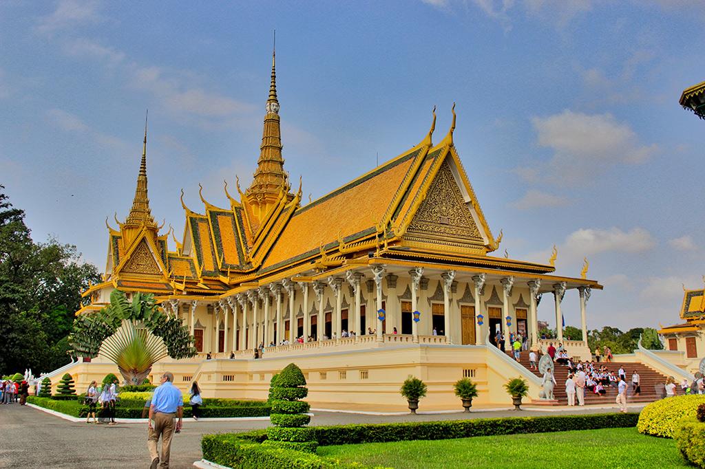 Capital of Cambodia – Phnom Penh
