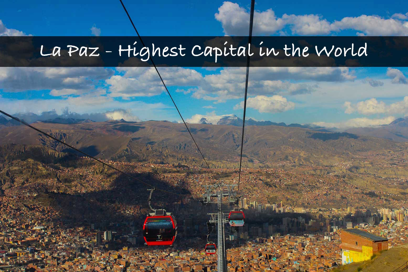 Highlights of the highest Capital in the World