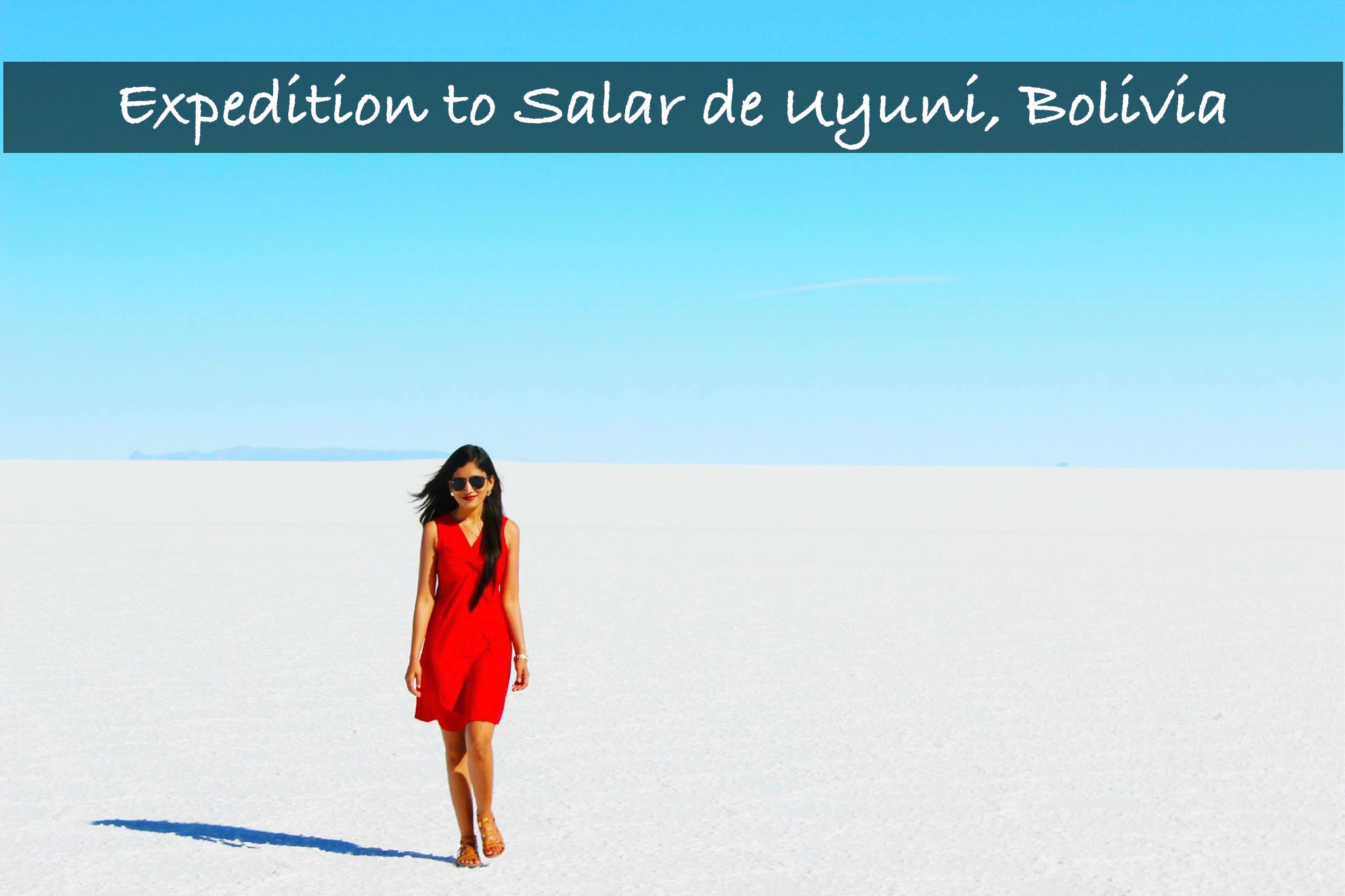 Expedition to Salar de Uyuni