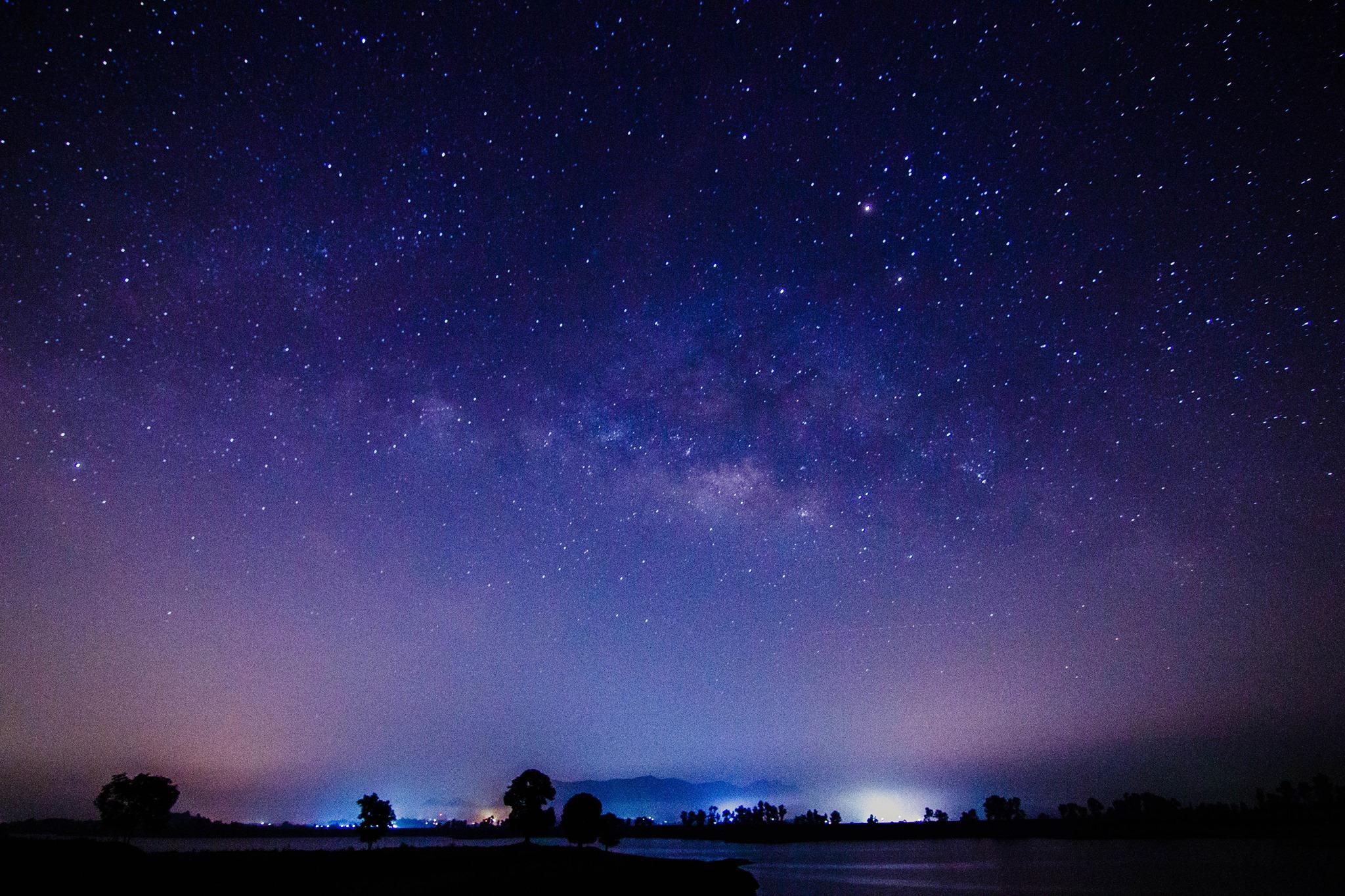 Observing the Stars at Vaitarna